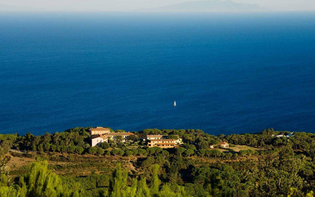 Settimane di vacanza padel all'Elba sino al 18 settembre