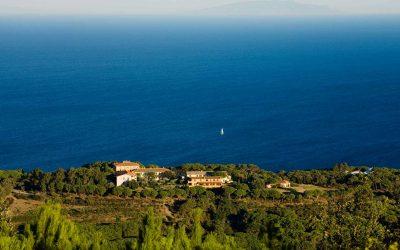 Settimane di vacanza padel all'Elba